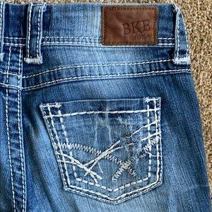 BKE 27 x 31 1/2  Stella Bootcut jeans